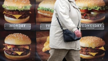 If junk food costs slightly more, consumers might opt for something healthier.