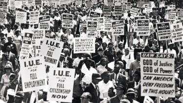 1963 Labor Union march.