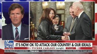 Tucker Carlson criticizes Tammy Duckworth