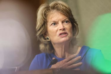 Lisa Murkowski.