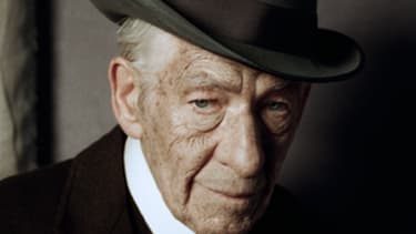 Here's your first look at Ian McKellen as Sherlock Holmes