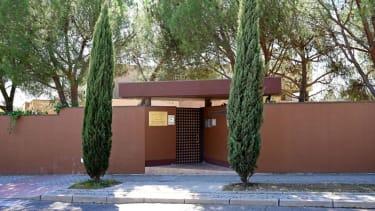 North Korean embassy in Spain.