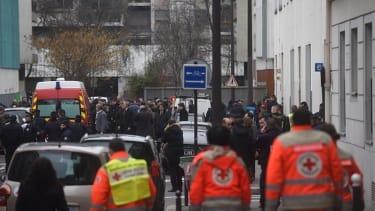 David Cameron: Charlie Hebdo attack is 'sickening'