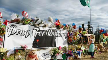 Umpqua Community College shooting memorial
