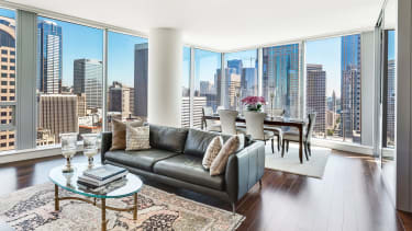 Take a look at these beautiful penthouses.