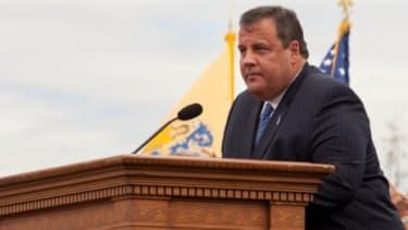 Gov. Chris Christie (R-N.J.)