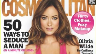 A brief history of Cosmopolitan covers