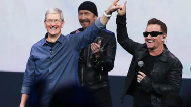 Bono is sorry for giving you that free U2 album