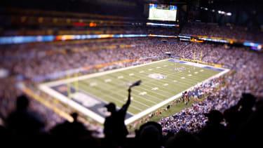 Football stadiums may actually become smaller.