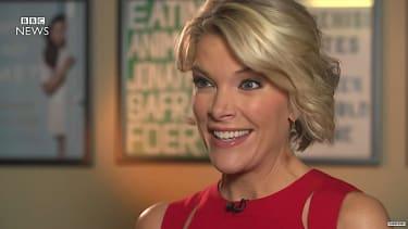 Megyn Kelly talks Donald Trump on BBC News