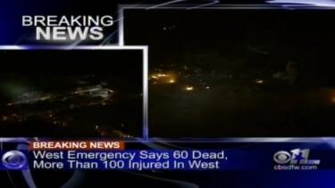 Waco explosion live