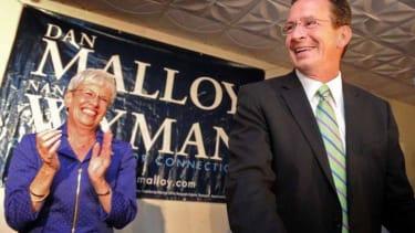 Gov. Dan Malloy wins re-election in Connecticut
