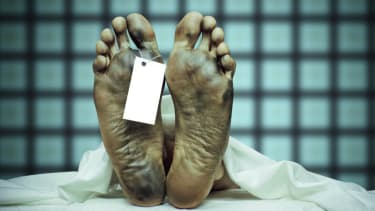 The NSA is monitoring dead people