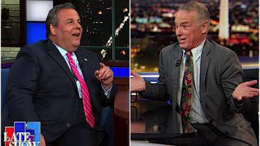 Chris Christie and Howard Dean recap the debates