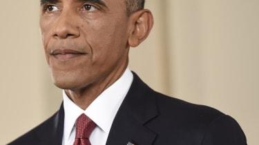 Obama: 'Actually, I'm doing pretty good' as president