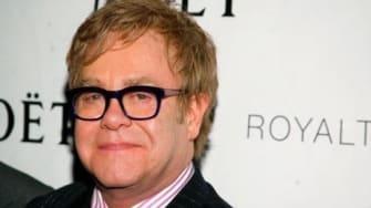 Pop legend Elton John performed at Limbaugh's wedding.