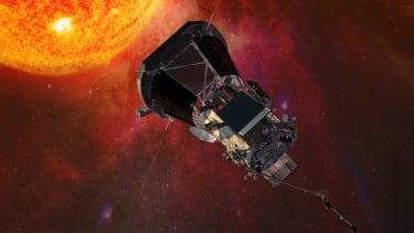 NASA solar probe.