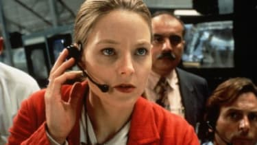 """Jodie Foster played an astronaut working for the Search for Extraterrestrial Intelligence Institute in """"Contact,"""" and in real life she is helping fund the shuttered SETI."""