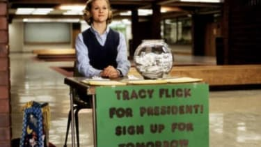 """Reese Witherspoon in """"Election"""""""