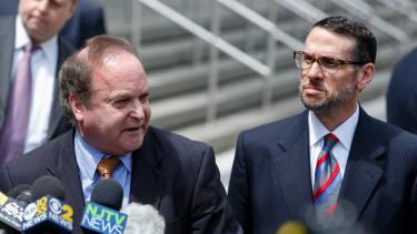 Alan Zegas and Christie aide David Wildstein