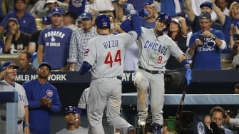 Cubs trounce Dodgers, even up NLCS