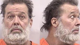 Suspected Planned Parenthood shooting gunman Robert Dear