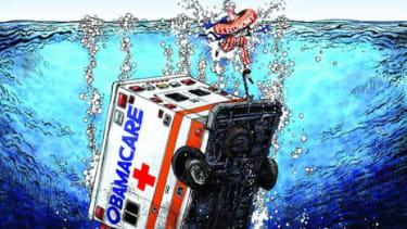 Obamacare cartoons