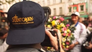 The church of Scientology has hired journalists to combat negative stories in the media.