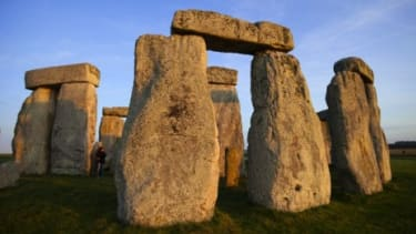 Is there another Stonehenge?