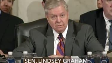 Sen. Lindsey Graham.