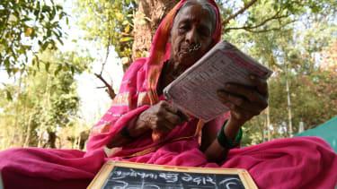 India's school for grannies