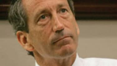 Mark Sanford: Answers to a higher power.
