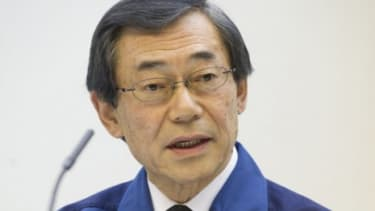 Tepco President Masataka Shimizu unveiled a plan to stabilize Fukushima. Step 1: Building new cooling systems to replace the ones destroyed by the March 11 earthquake and tsunami.