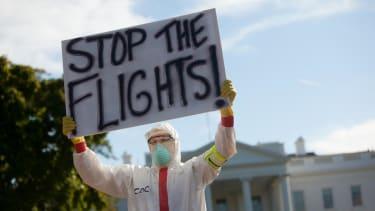 Rwanda is now screening U.S. visitors for Ebola