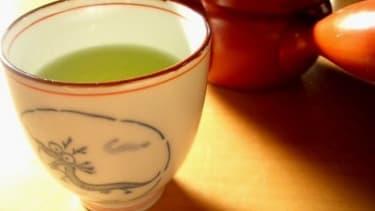 Green Tea Party