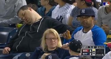 Man who fell asleep at baseball game sues Yankees, MLB, and ESPN for $10 million