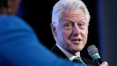 Bill Clinton is the most admired president of the past 25 years