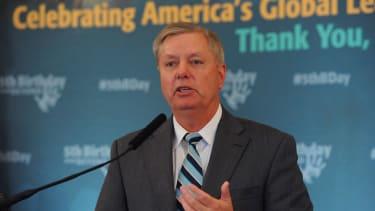 Watch Sen. Lindsey Graham blast Obama's response to ISIS