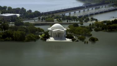 What U.S. cities will look like if sea levels rise 12 feet