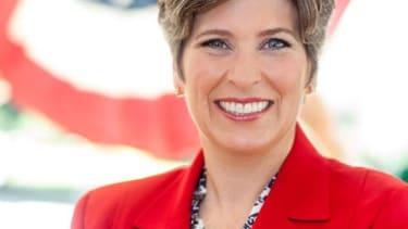 GOP Senate candidate Ernst pulling ahead in Iowa