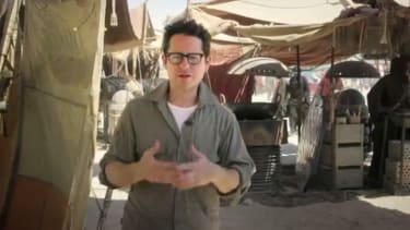 Watch the first video from the set of Star Wars: Episode VII