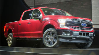 A Ford F-150 truck.
