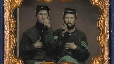 Civil War portraits
