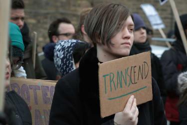 Transgender advocates