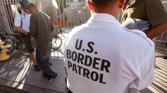Mexico border wall.