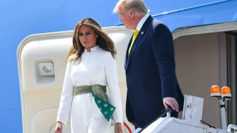The Trumps in India