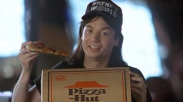 """""""Contract or no, I will not bow to any sponsor"""" - Wayne in Wayne's World"""