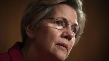 Elizabeth Warren: Obama 'protected Wall Street. Not families who were losing their homes'