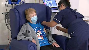 Britain starts COVID-19 vaccinations