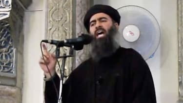 Abu Bakr al-Baghdadi's